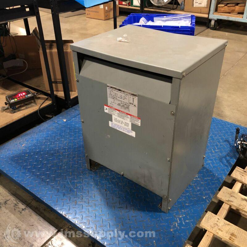 Square D 30T6H 3 Phase Transformer, 30 kVa USIP
