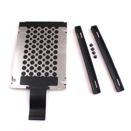 "Hard Drive Cover Caddy Rails For IBM LENOVO Thinkpad T60 T60p 15.0/"" 4:3 ratio"