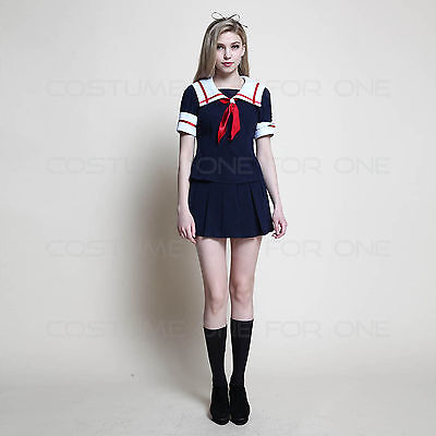 Anime Cosplay Costumes For Girls (IB Mary and Garry Game Mary Anime Uniform Cosplay Costume Dress For)