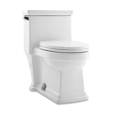 Voltaire One Piece Elongated Toilet Side Flush 1.28 gpf