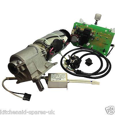 Kitchenaid 7QT Stand Mixer Conversion Kit US 110V To EU 240V, with Schuko Plug.