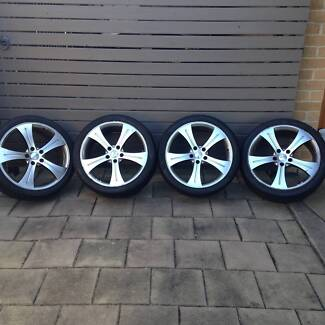 AMG 19 Inch Rims and Tyres Pialba Fraser Coast Preview