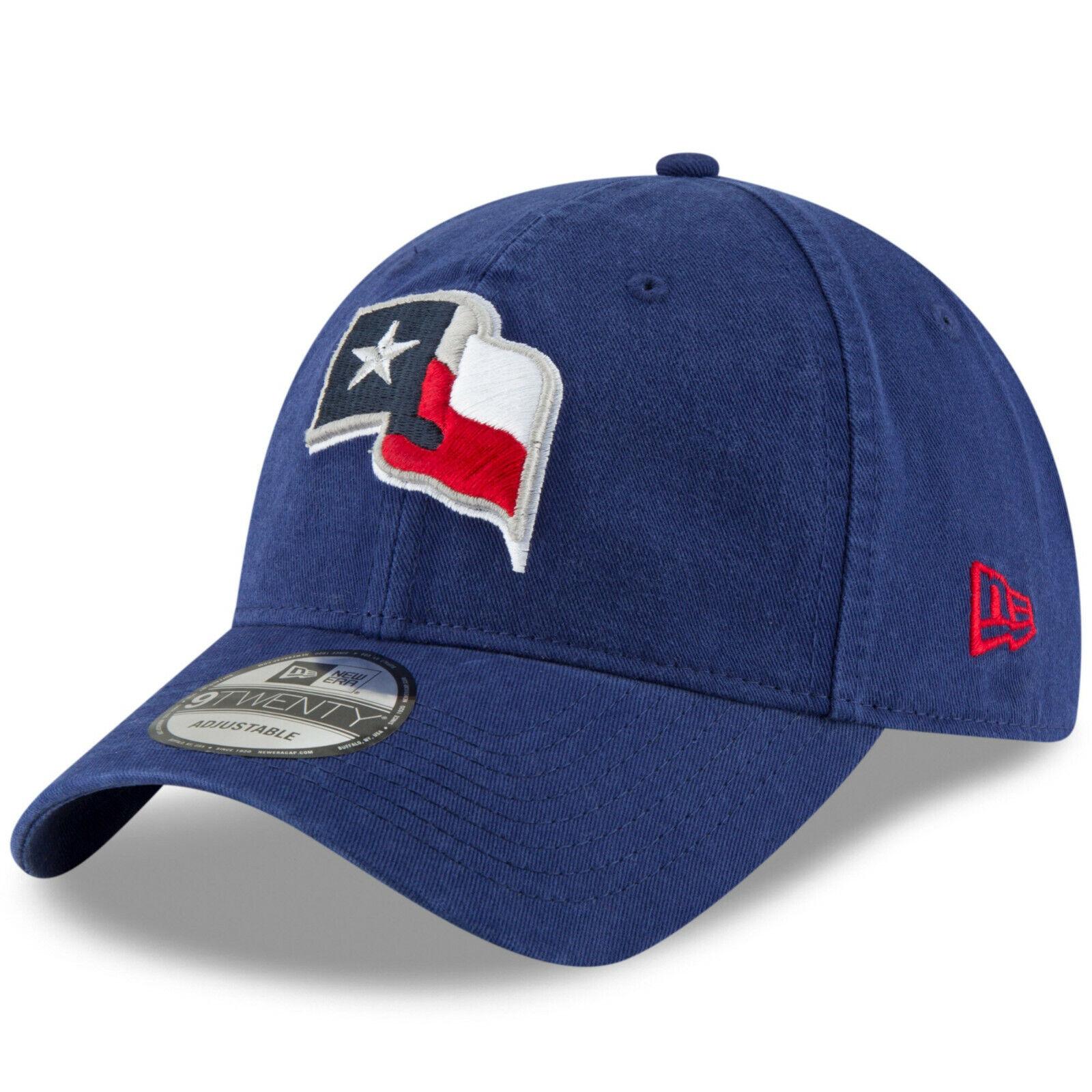 Texas Rangers New Era Core Classic 9TWENTY Adjustable Hat -