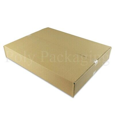 10 x ROYAL MAIL SMALL PARCEL 449x349x79mm Cardboard Postal Boxes(18