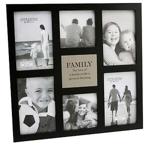 multiple picture frames family. Large Family Photo Frames Multiple Picture EBay
