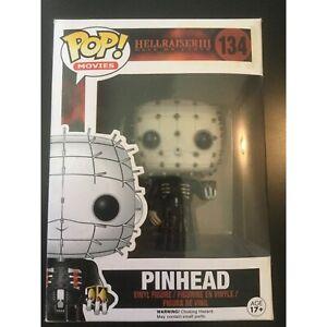 Funko Pop Hellraiser III Pinhead 134 Vinyl Figure for Sale