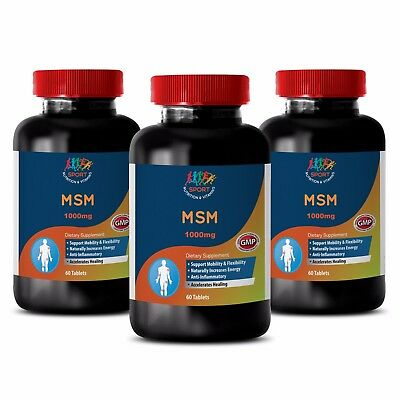 Energy Booster Weight Loss   Msm 1000Mg 3B   Msm Kala Health