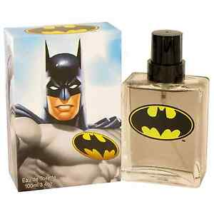 MARVEL BATMAN EDT 3.4 OZ CHILDREN PERFUME AUTHENTIC BRAND NEW BOYS