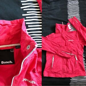 mens and womens bench jackets!