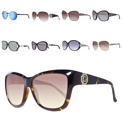 GUESS Damen Sonnenbrille Designer polarisiert/verlauf inkl. Etui Mikrofasertuch