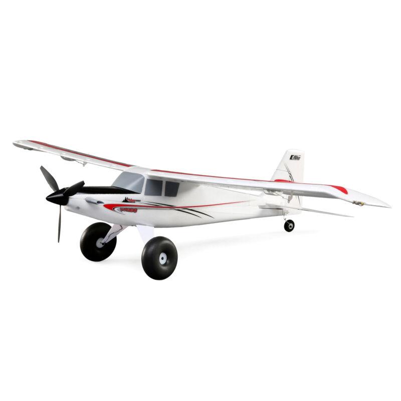 E-Flite RC Airplane UMX Turbo Timber Bind N Fly Basic 700mm