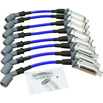 PERFORMANCE Spark Plug Wires For CHEVY GMC 1999-2006 LS1 VORTEC 4.8L 5.3L 6.0L