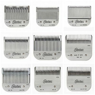Oster No. 50 Replacement Clipper blades for Turbo 111, Old Model 10 and 111