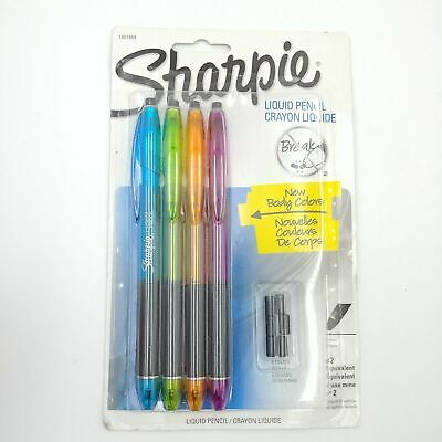 Sharpie Liquid Pencils Package Of 4 Nos