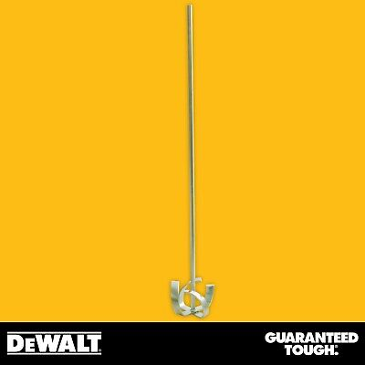 Dewalt Mud Mixer 28 Drywall Mixing Paddle Joint Compound Paint Plaster Thinset