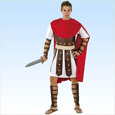 Kostüm römischer Krieger Gr. M/L + Schwert Legionär Römerkostüm Herrenkostüm Rom
