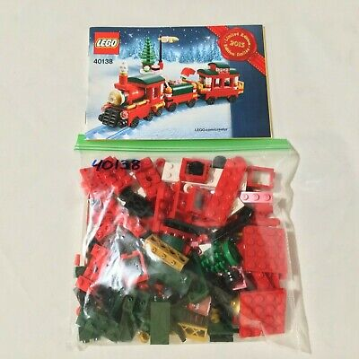 LEGO Holiday Christmas Train 2015 Limited Edition (40138)
