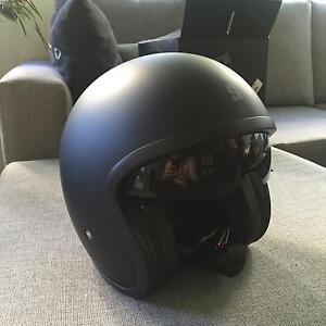 Brand new helmet black mate Scorpion Sydney City Inner Sydney Preview