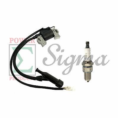 Ignition Coil For Raven Gen6500e Gen6500dp 389cc 5500 6500 Watt Gas Generator