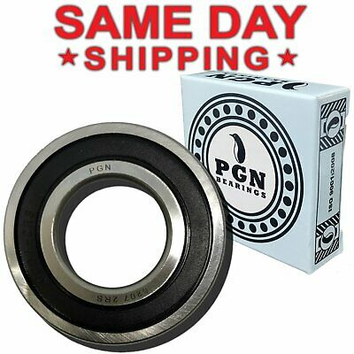 6207-2rs C3 Premium Rubber Sealed Ball Bearing 35x72x17 6207rs