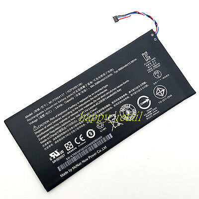 Brand New Battery For Acer Iconia Tab B1-730 Gateway Tab G1-725 Tablet segunda mano  Embacar hacia Mexico
