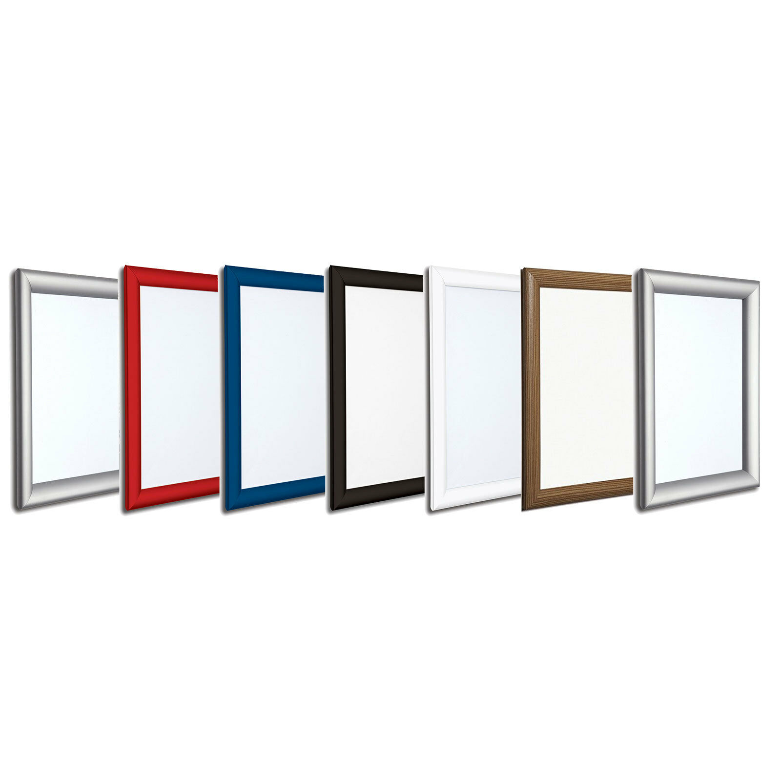 A5 A4 A3 A2 A1 A0 Snap Frames Poster Holders Displays Retail Wall Notice Boards