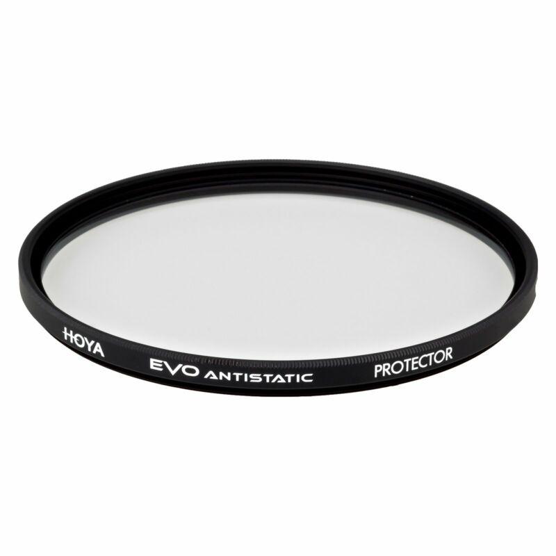 Hoya EVO ANTISTATIC 67mm Clear Protector Filter - 18-layer (SHMC) Multi-Coating