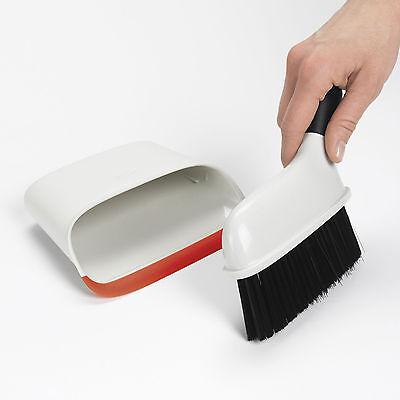 OxO Good Grips Kompaktes Handfeger- & Kehrschaufel-Set NEU