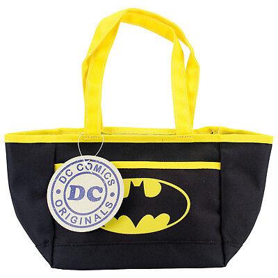 DC Comics Batman Mini Tote Bag NEW Bags Shopper](Batman Bag)