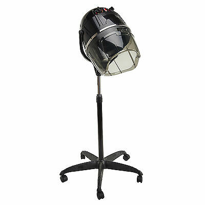 Standing Up Bonnet Hair Dryer Hood w/ Timer Professional Salon Styling