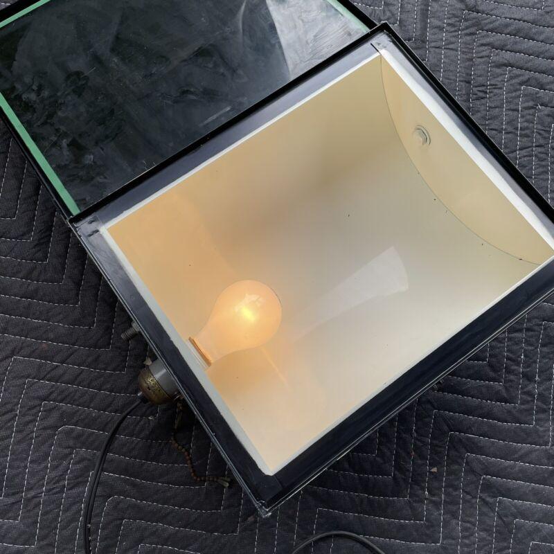 Kodak Utility Safelight Lamp Model C Lamp Only Filter Included