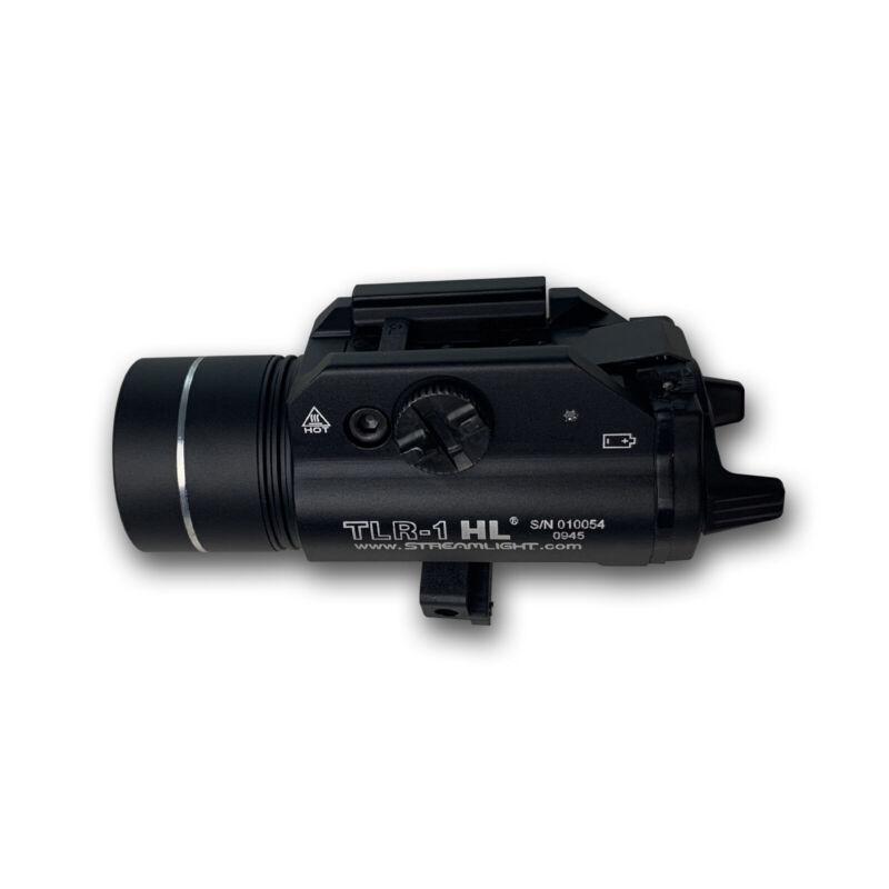 Streamlight TLR-1 HL 1000 lumens Tactical Flashlight Weapon Mount