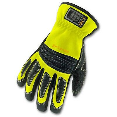 Ergodyne Proflex 730 Firerescue Performance Gloves 16363 Limemediumfree Ship