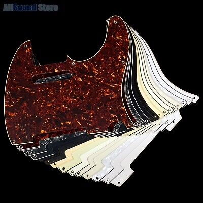 Pickguard for Fender® USA MIM Telecaster® Tele® Standard 8-Hole Guitar - NEW Fender Tele Pickguards