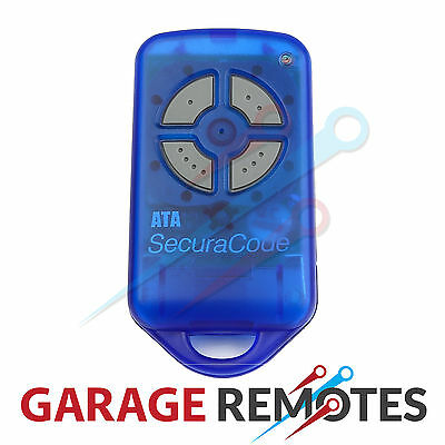 Blue PTX-4 Remote Transmitter