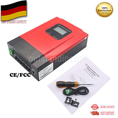 eSmart 3 Series MPPT Solar Charge Controller 40A DC 12V/24/36/48V  DE Mppt Solar Controller
