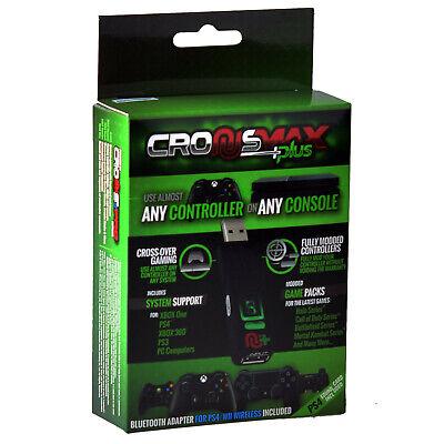 Cronusmax Plus Gaming Adaptador Para PS4 Xbox One 360 PS3 Windows PC...