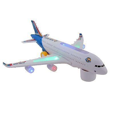 Elektro Flugzeug mit Licht und Sound Elektrisches Spielzeug Flieger