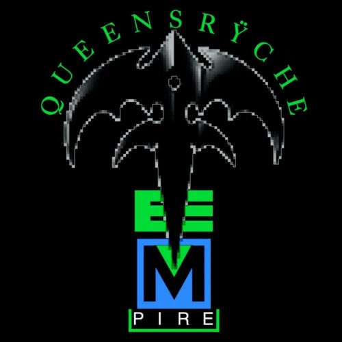 QUEENSRYCHE Empire BANNER HUGE 4X4 Ft Fabric Poster Flag Tapestry album art