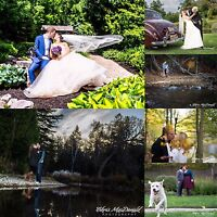 Wedding photography - save up to $800 on our wedding packages