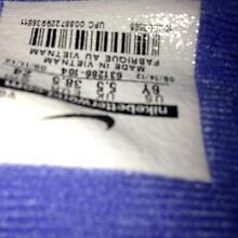 Nike soccer/football shoes-sizeUK5.5/EU38.5