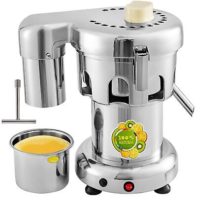 Commercial Juice Extractor Stainless Steel Juicer Heavy Duty Wf-a3000 2800rpm...