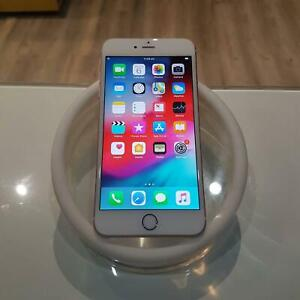 IPHONE 6S PLUS 128GB ROSE GOLD AS NEW CONDITION