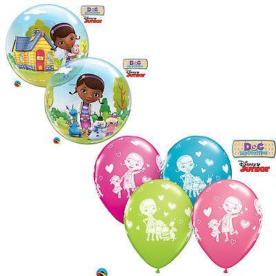 Disney Doc Mcstuffins & Freunde Qualatex Latex Ballons (Kinder Geburtstag /](Doc Mcstuffins Ballons)