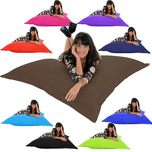 Gilda-OUTDOOR-4-in-1-Giant-Beanbag-Floor-Cushion-Chair-Bed-Lounger-Bean-Bags