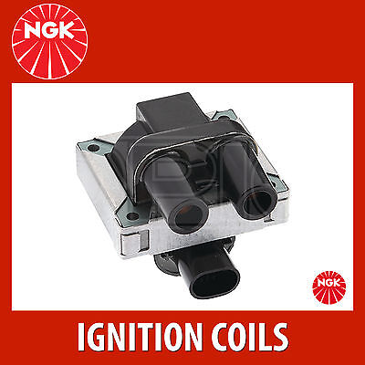 NGK Ignition Coil - U3001 (NGK48013) Block Ignition Coil - Single