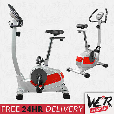 Premium Magnetic Exercise Bike Gym Fitness Cardio Workout Weight Loss Machine