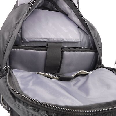 Mobile Edge Backpack Charcoal And Black for the Premium 17.3 inch MEBPP1 2