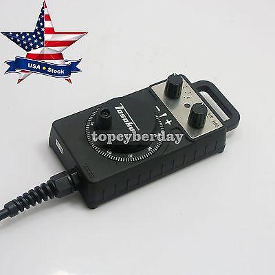 TOSOKU HC115 CNC Handwheel Handle Manual Pulse Generator Pendent for FANUC USA