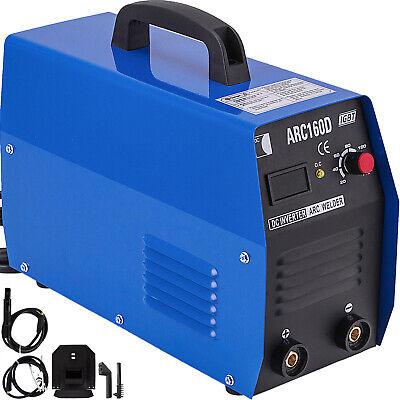 Arc-160d 160 Amp Stick Arc Dc Inverter Welder 110v230v Dual Voltage Welding